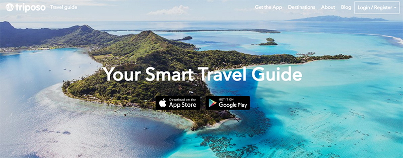personal travel guide